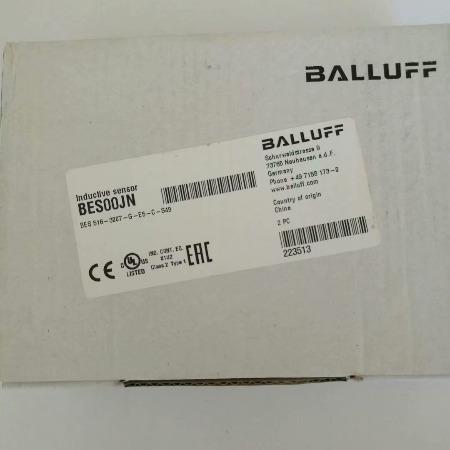 德国巴鲁夫BALLUFF授权代理 接近开关 压力传感器 现货