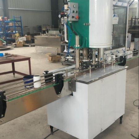 重庆火锅油碟灌装生产线-重庆香油灌装生产线 味科自动化设备