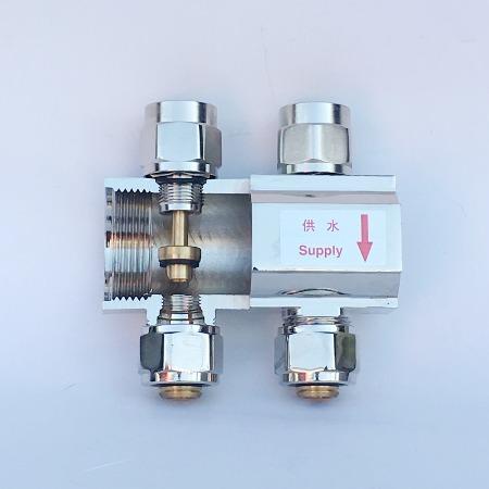 江苏地暖分水器代理 湖北地暖分水器价格