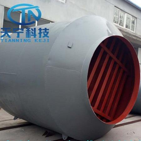 天宁 风机消声器厂家 质量为本 风机消音器