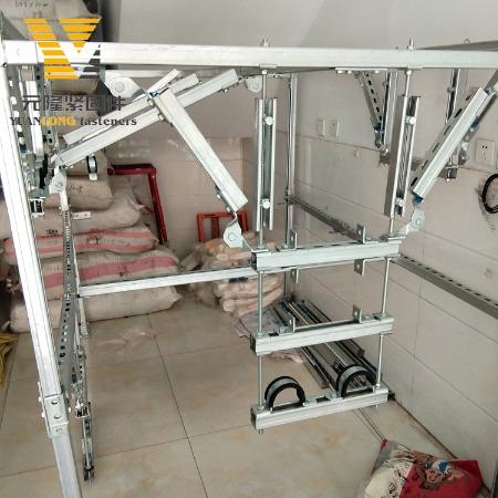 管束 c型钢支吊架配件 管廊支架管夹 抗震支架配件  厂专业生产