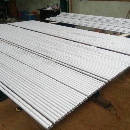 河南2520不锈钢白钢管厂家 镜面无缝不锈钢管