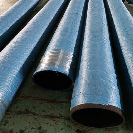 厂家供应  耐高压橡胶管   耐温胶管    大口径法兰橡胶管
