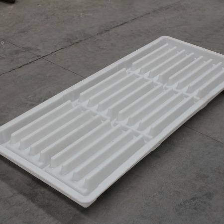 牧万家 加厚漏粪板模具中欧式养猪用水泥漏粪板塑料模具产床漏缝地板磨具
