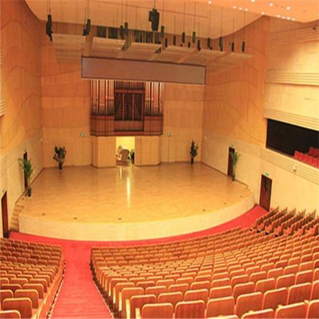 明都体育 厂家定制 舞台木地板 枫桦木木地板