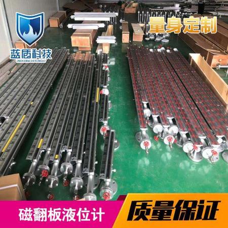 磁翻板液位计   专业定制磁翻板液位计厂家     生产磁翻板液位计