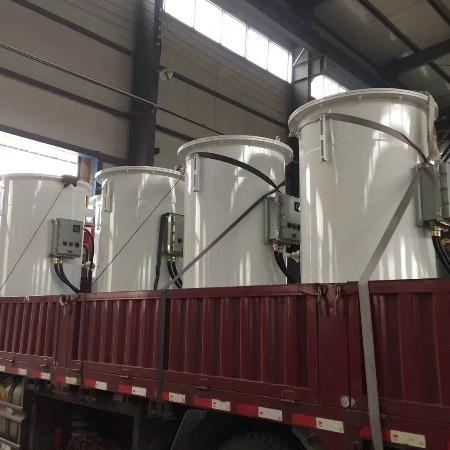 电加热汽化器  天然气复热器 水浴式汽化器 防爆型汽化器多型号