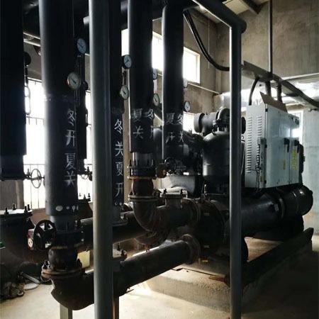 水源热泵机组厂家直销   普铭电气  水源热泵机组 价格