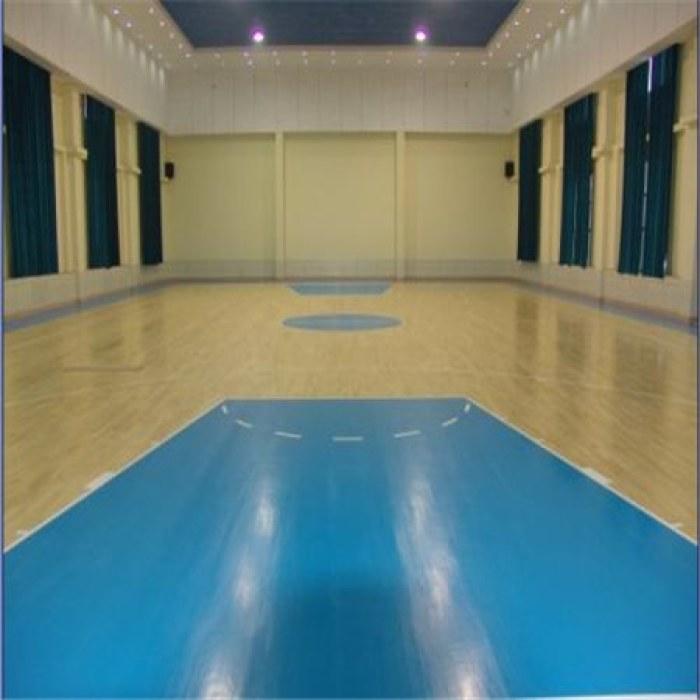 鑫德体育体育木地板体育专用木地板优选厂家