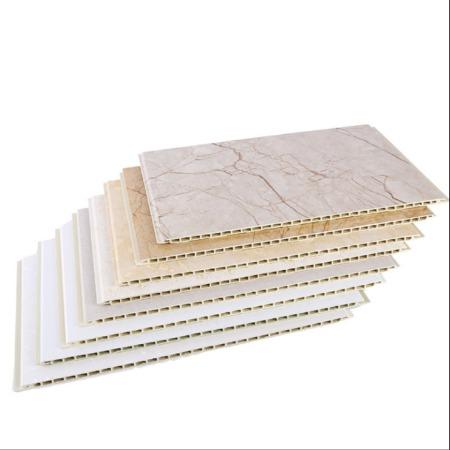 临沂现货供应 集成墙板竹纤维 护墙板 绿色环保防水 室内装饰材料