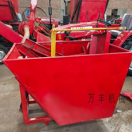 玉米秸秆收割机 玉米收割机割台改秸秆