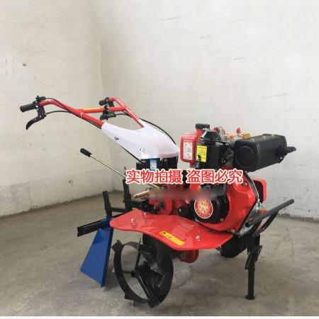 微耕机起垄器多功能配件汽油微耕机配套起垄松土农用开沟翻土农机