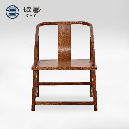 新中式家具实木椅子新中式椅子茶室椅子新中式家具厂厂家直销定制[协艺家具]
