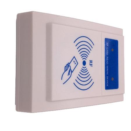 昱闵 科技 IC卡Mifare读卡器RFID高频非接触USB读写器YMC151-D1发卡直