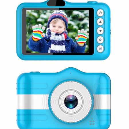 儿童玩具类相机双镜头自拍操作简便儿童相机礼品