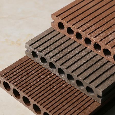 成都木塑户外地板 防水防腐户外地板
