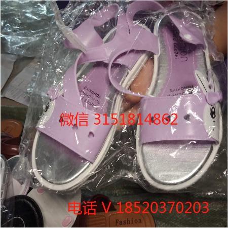 韩版儿童男女凉拖鞋 时尚百搭户外鞋子 夏季日常凉鞋  便宜凉鞋批发  小孩凉鞋