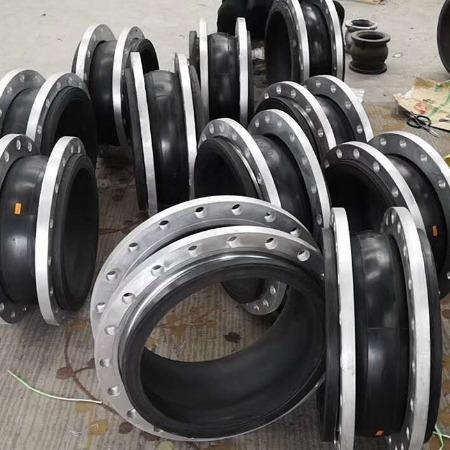 橡胶软接头dn80 可曲挠橡胶软接头报价 欢迎选购中州万泉