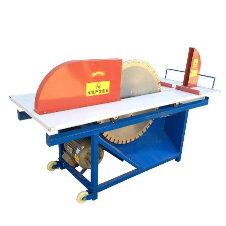 电动切砖机全自动切砖机多功能加气块切砖机切割机泡沫砖切砖机厂家直销