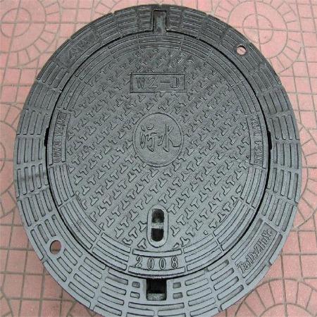 厂家批发球墨铸铁井盖 雨水沟盖板 球墨铸铁盖板现货销售