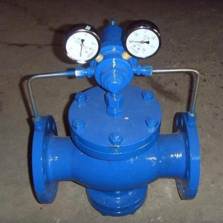 TYZ氧气减压阀组
