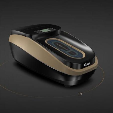 坤昱XT-46C高档商务接待办公家用抖音网红全自动智能鞋套机