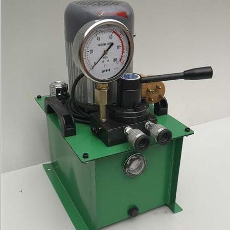 【晟羯】电动泵站 0.55KW-7.5KW均可定制,可根据需要加节流阀,电磁换向阀,分流阀等