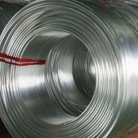 铝盘管 1060 3003铝盘管 大型冷库专用32*3高压铝盘管