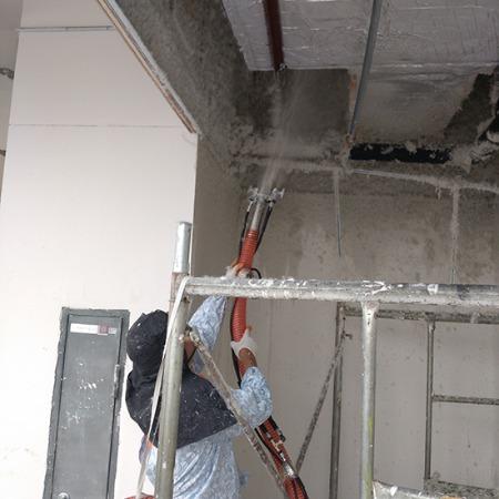 冷库喷涂保温材料 冷库保温喷涂材料 保温喷涂材料
