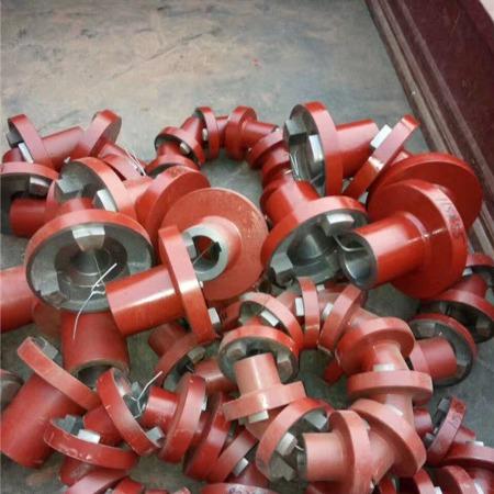 注销联轴器-祁水泵业-55孔注销联轴器图片