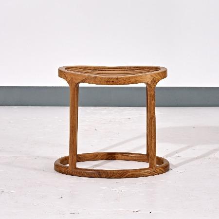 协艺家具 换鞋凳  新中式圆凳 中式餐饮椅子 明代圈椅 明清椅子