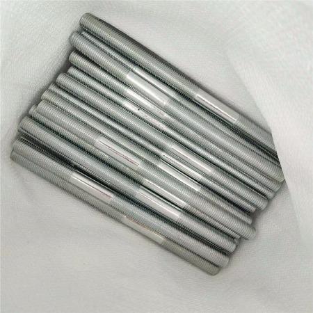 厂家直销 45#高强度双头螺栓 热镀锌双头螺丝
