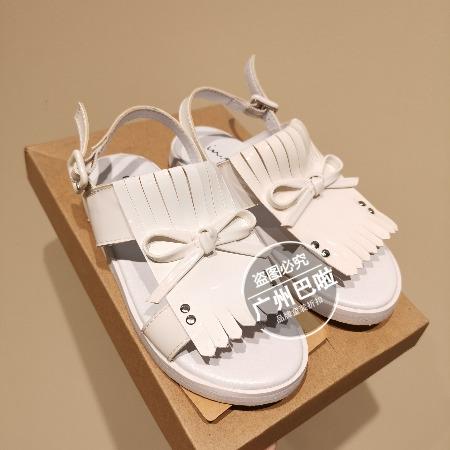 广州高端知名品牌因否童装童鞋折扣尾货批发货源
