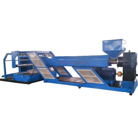 恒瑞克供应成套编织袋编织袋生产设备塑料拉丝机