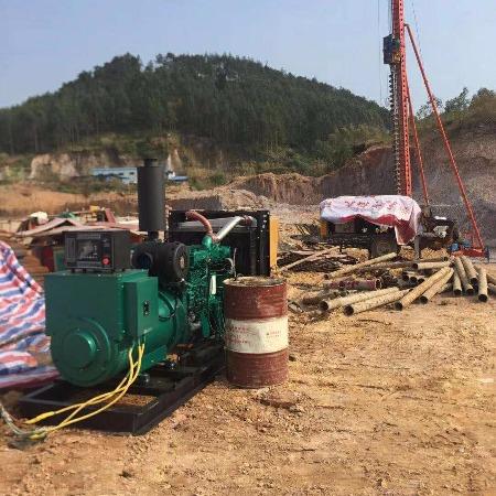 广宁县发电机出租-康明斯发电机保养-多少钱