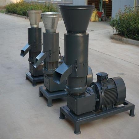小型煤粉炭黑造粒机 石油焦颗粒机 碳粉平模颗粒机