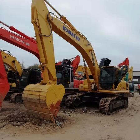 460型 500型二手挖掘机,上海二手挖机,小松 质量保障 服务至上 来电咨询 【上海签达】