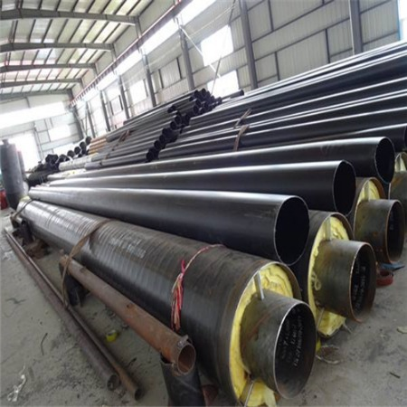 预制直埋保温钢管 聚氨酯发泡保温钢管 专业生产厂家