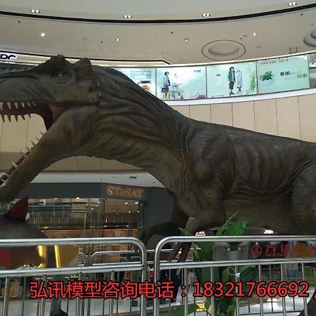 仿真恐龙展模型厂家恐龙模型制作百米主题侏罗纪公园