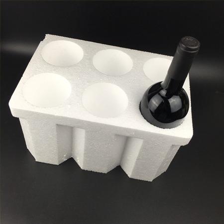 供应双支红酒泡沫箱2只装泡沫盒 红酒专用包装 盛瑶源 -实力厂家