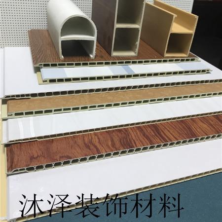竹木纤维板 集成墙板厂家