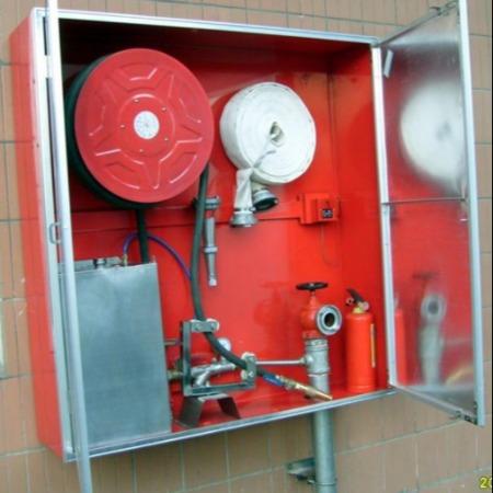 生产 国标工程专用消防器材 消火栓箱 消防沙箱