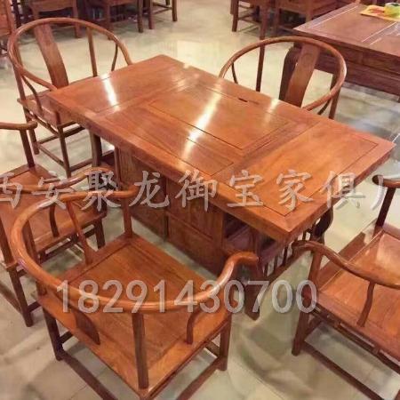 供应西安红木茶桌,榆木茶桌,仿古茶桌,实木茶桌,茶桌厂家定做