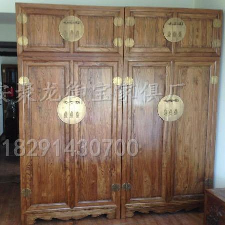 西安仿古衣柜,红木衣柜,实木衣柜,榆木衣柜,老榆木衣柜厂家批发