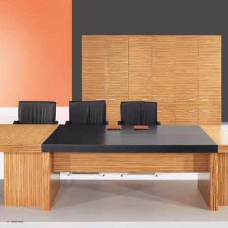 厂家直销会议桌简约培训长桌大型会议桌板式会议桌定制