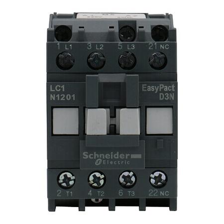 施耐德接触器    LC1N1210M5N  交流接触器选型选施耐德电气