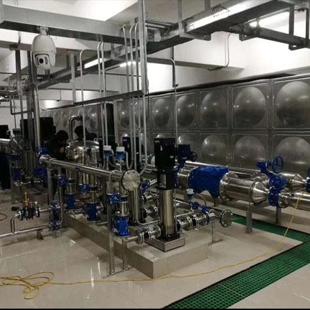 无负压供水设备  恒压供水设备  普铭电气厂家