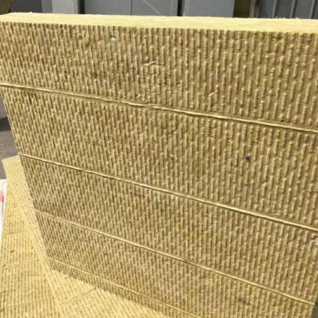 亨恒厂家直销憎水性岩棉板 外墙防火岩棉保温板 型号定制款