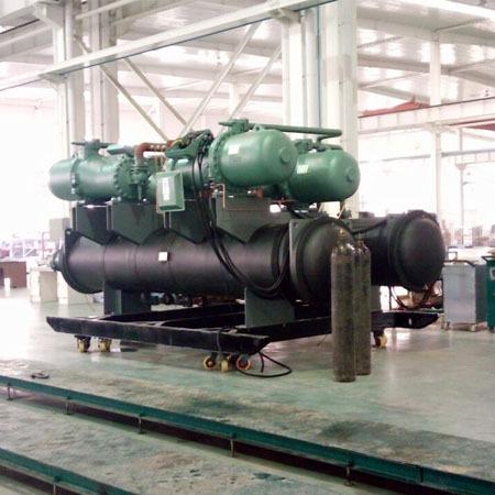 水源热泵机组  普铭电气厂家直销   品质保证