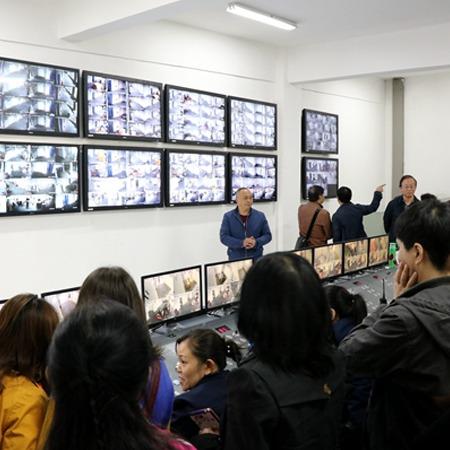 【望卓科技】智慧电梯集中远程操控可视化管理平台组
